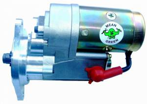 Engine Parts - Starters - Mean Green - Mean Green Gear Reduction Starter, Ford (1987-94) 7.3L (Non-Power Stroke Diesel)