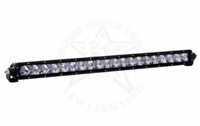 Lighting - Off-Road Lighting - Single Row LED Light Bars