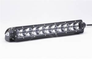 """Off-Road Lighting - Single Row LED Light Bars - Rigid Industries - Rigid Industries, 10"""" SR-Series LED Light Bar, Spot, White"""