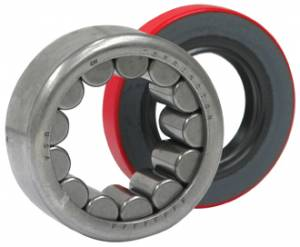 "Axles & Axle Parts - Axle Bearings & Seals - Yukon Gear & Axle - Axle Bearing and Seal kit for C10 Aero truck, 2.800"" OD."