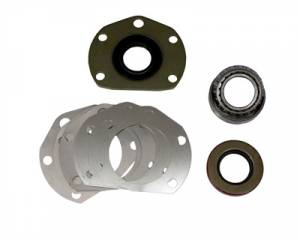 Axles & Axle Parts - Axle Bearings & Seals - Yukon Gear & Axle - Axle bearing & seal kit for AMC Model 20 rear, OEM design