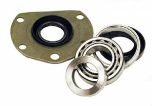 Axles & Axle Parts - Axle Bearings & Seals - Yukon Gear & Axle - Axle bearing & seal kit for AMC Model 20 rear, 1-piece axle design