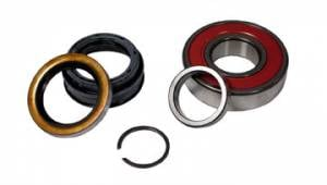 "Axles & Axle Parts - Axle Bearings & Seals - Yukon Gear & Axle - Axle bearing & seat kit for Toyota 8"", 7.5"" & V6 rear."