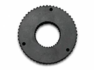 Axles & Axle Parts - Drive Flange Kits - Yukon Hardcore - Yukon HARDCORE DRIVE FLANGE, 35 Spline inner, 55 Spline outer