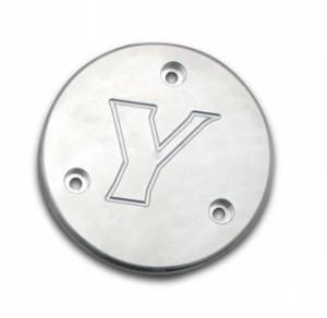 Axles & Axle Parts - Drive Flange Kits - Yukon Gear & Axle - Dana 60 Drive Flange Cap, Yukon Engraved