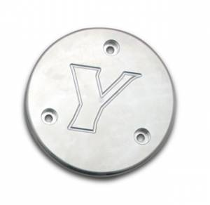 Axles & Axle Parts - Drive Flange Kits - Yukon Gear & Axle - Drive Flange Cap for Dana 44, Yukon Engraved