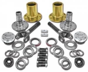 Axles & Axle Parts - Locking Hub Conversion Kits - Yukon Gear & Axle - Spin Free Locking Hub Conversion Kit for Dana 60 & AAM, 00-08 SRW Dodge