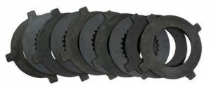 Cases & Spiders - Clutch Kits - Yukon Gear & Axle - Dana 60 & Dana 70 Power Lok clutch set (steel & fiber).
