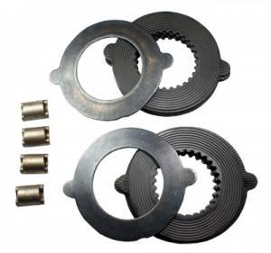 Cases & Spiders - Clutch Kits - Yukon Gear & Axle - Dana 80 TracLoc clutch set round design