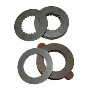 """Cases & Spiders - Clutch Kits - Yukon Gear & Axle - 8.8"""" Ford TracLoc Clutch Set, both sides"""