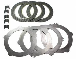 "Cases & Spiders - Clutch Kits - Yukon Gear & Axle - 8"" & 9"" Ford 5-Tab Clutches"