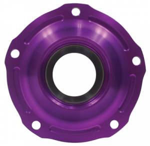 "Axles & Axle Parts - Axle - Pinion Supports - Yukon Gear & Axle - Purple Aluminum Pinion Support for 9"" Ford Daytona"