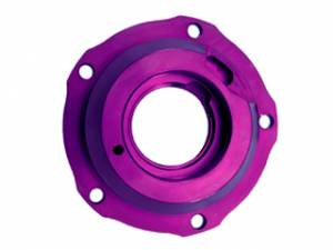 "Axles & Axle Parts - Axle - Pinion Supports - Yukon Gear & Axle - Purple Aluminum Pinion Supprt for 9"" Ford Daytona"