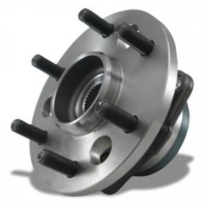 Yukon unit bearing for '00-'06 TJ, '00-'01 XJ, Commander & ZJ with disc brakes.