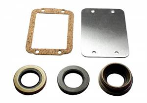 Axles & Axle Parts - Miscellaneous Axle Parts - Yukon Gear & Axle - Dana 30 30Spline Disconnect block-off kit. (includes seals and plate)