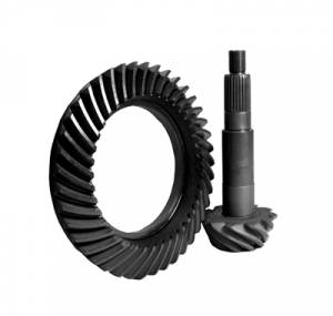 Axles & Axle Parts - Ring & Pinion Sets - Yukon Gear Ring & Pinion Sets - High performance Yukon replacement Ring & Pinion gear set for Dana 36 ICA in a 3.54 ratio, thick for 2.87 & down