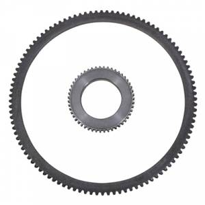 "Yukon Gear & Axle - 108 tooth ABS tone ring for 9.25"" Chrysler, with 5 lug axles."