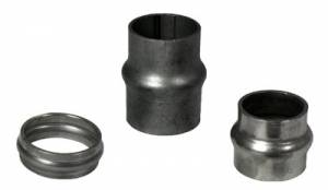 Small Parts & Seals - Crush Sleeves - Yukon Gear & Axle - 66 & UP CI Corvette Crush Sleeve, (fine spline).