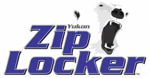 Yukon Zip Locker - Zip Locker switch.