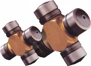 Universal Joints - U-Joints - Off Road Only - Yukon Gear & Axle - (2) Yukon Chrome Moly Superjoints, replacement for Dana 60