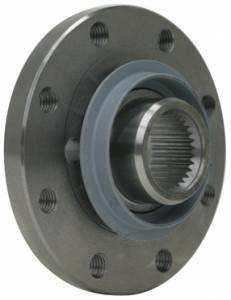 "Yokes - Yokes - Yukon Gear & Axle - Yukon flange yoke for Ford 7.5"" passenger and truck (4.3"" OD)."