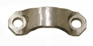 "Axles & Axle Parts - Yokes - Yukon Gear & Axle - 1310 yoke strap for GM 8.5"" front, GM 12 bolt car & 12 bolt truck."
