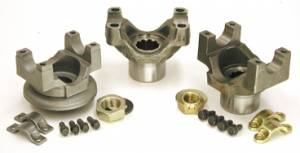 Yokes - Yokes - Yukon Gear & Axle - Yukon inner stub side flange yoke for '63 to '79 GM CI 'Vette