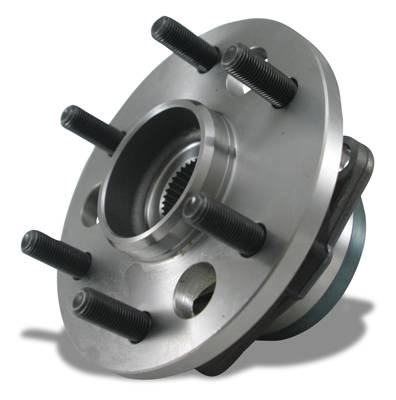 Axles & Axle Parts - Bearings - Individual - Unit Bearings