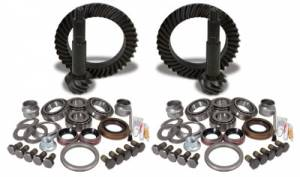 Axles & Axle Parts - Gear & Install Kit Packages - Yukon Gear & Axle - Yukon Gear & Install Kit package for Jeep TJ Rubicon, 4.56 ratio.