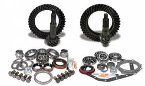 Axles & Axle Parts - Gear & Install Kit Packages - Yukon Gear & Axle - Yukon Gear & Install Kit package for Reverse Rotation Dana 60 & 99 & up GM 14T, 4.88 thick.