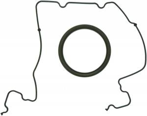 Engine Gaskets & Seals - Rear Main Seals - Mahle - MAHLE Clevite Rear Main Seal Set, Ford (2003-10) 6.0L & 6.4L Power Stroke