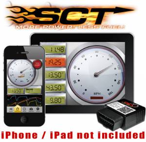 SCT - SCT iTSX / TSX for Apple & Android, Ford (Wireless Programmer) - Image 5