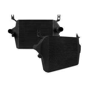 Intercoolers/Tubing - Intercoolers - Mishimoto - Mishimoto Intercooler, Ford (2003-07) 6.0L Power Stroke F-250/F-350/F-450 (Black)