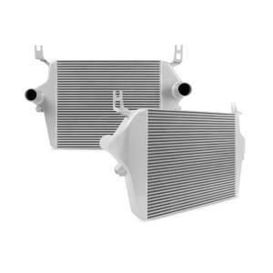 Intercoolers/Tubing - Intercoolers - Mishimoto - Mishimoto Intercooler, Ford (2003-07) 6.0L Power Stroke F-250/F-350/F-450 (Silver)