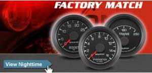 Autometer - Auto Meter Ford Factory Match, Fuel Pressure (8463), 100psi - Image 2