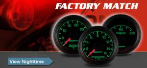 Autometer - Auto Meter Ford Factory Match, Fuel Pressure (8463), 100psi - Image 3